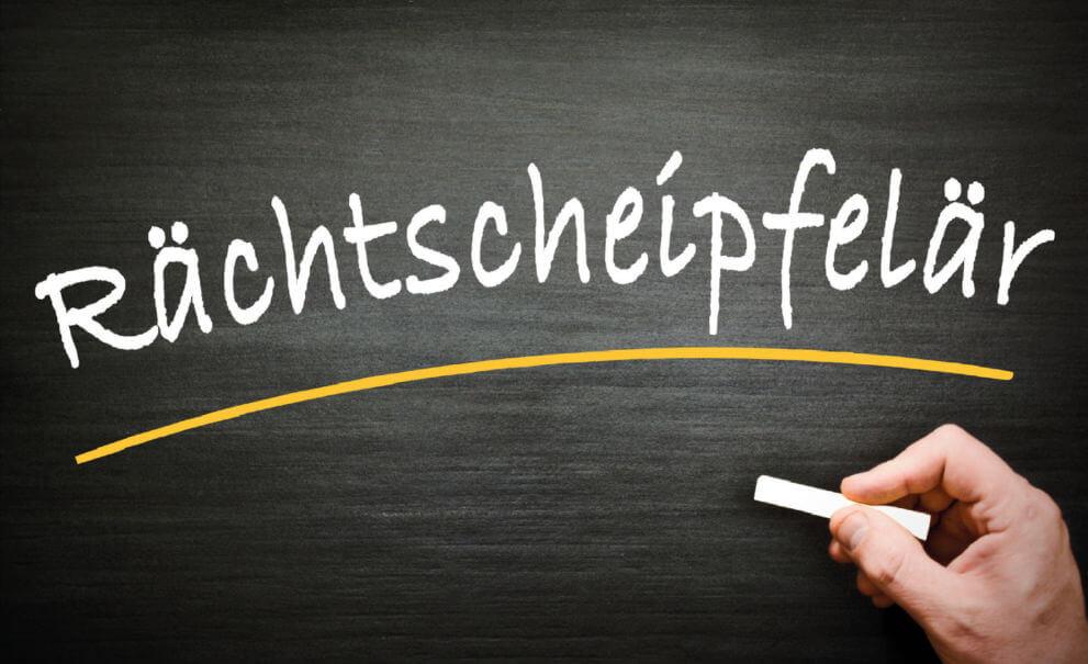 Rechtschreibprüfung online Übersicht zu den besten Tools kostenlos zum prüfen