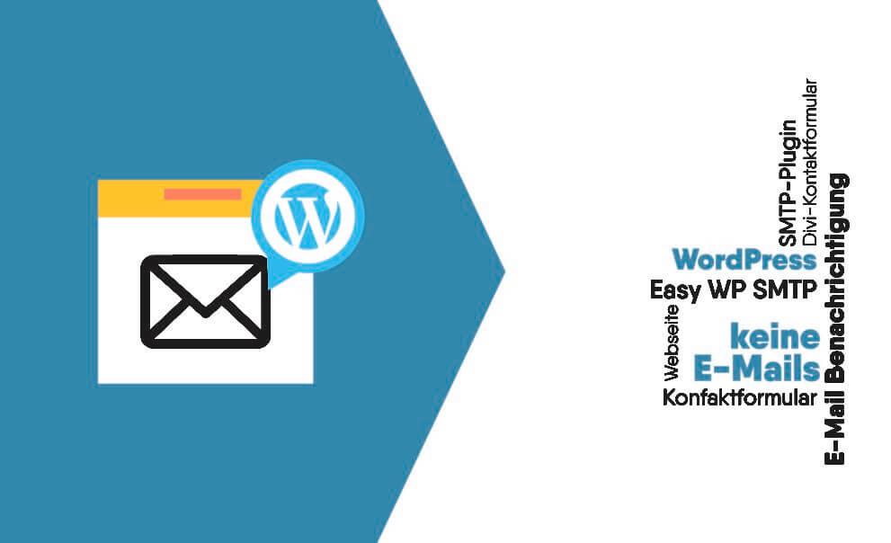 Wenn das Wordpress Email Kontaktformular nicht sendet Hilfe mit WP mail smtp settings