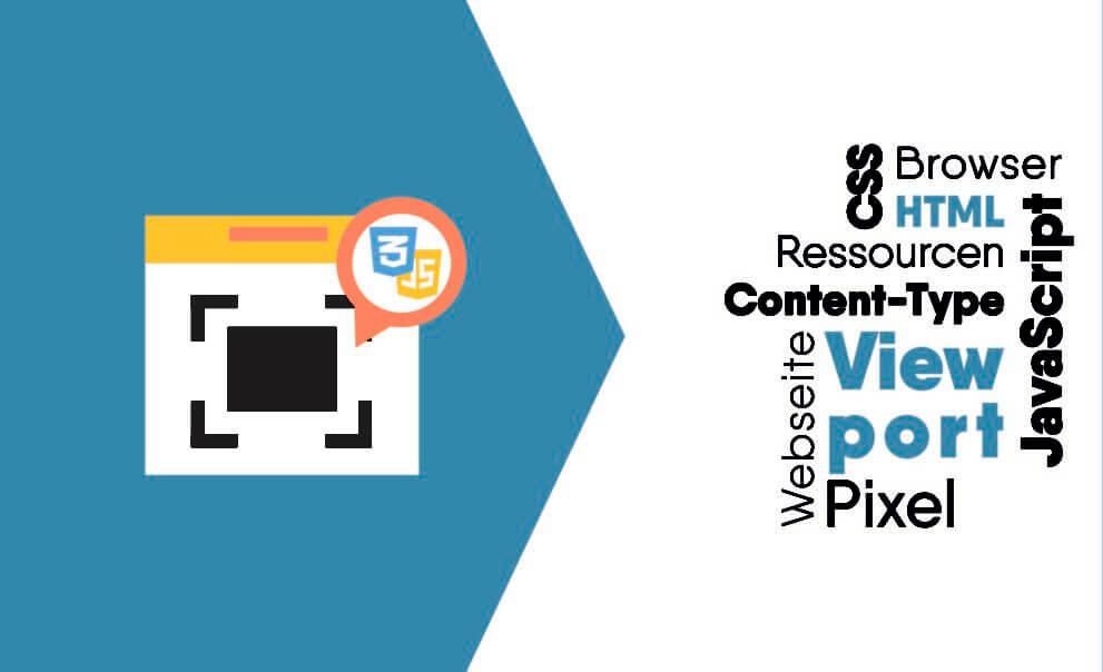 Artikel HTML5 CSS und JavaScript einbinden - Meta-Viewport-Tag