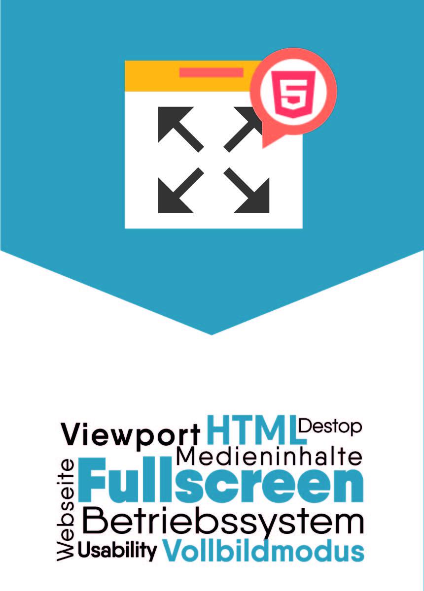 html5 fullscreen api: vollbild für browser