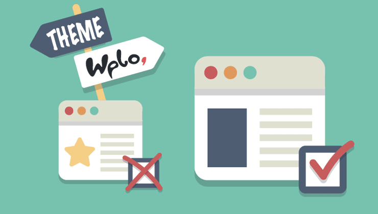 Das richtige Theme für WordPress finden