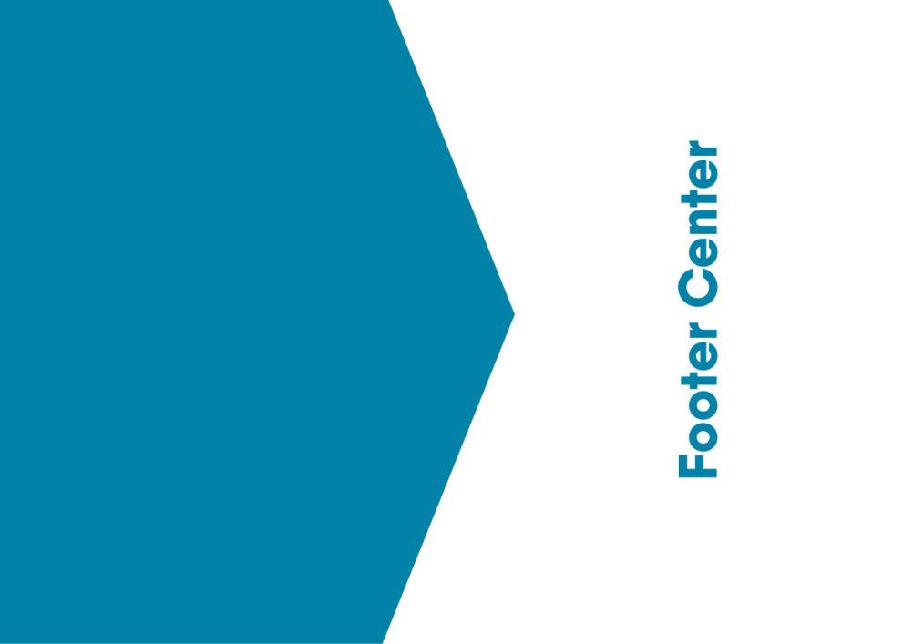 Divi Footer Menu Center credits