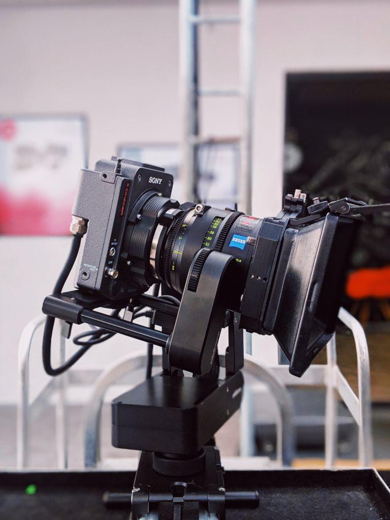 Film Agentur aus Hamburg für Filmproduktionen