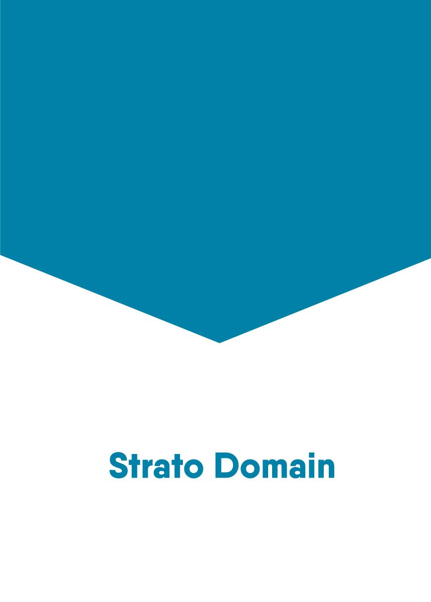 Strato Domain auf www umleiten