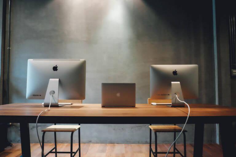 Webseite für Webdesign Mainz